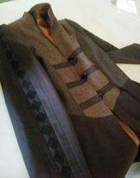 sewing with wool winning jacket